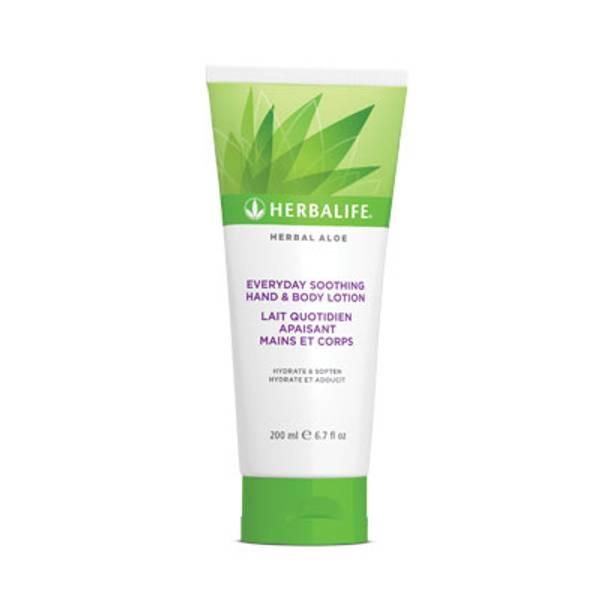 Hånd- og Bodylotion  -  Aloe Herbal