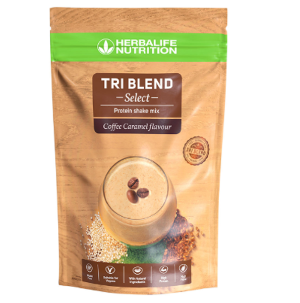 Tri Blend Select - Coffee Caramel