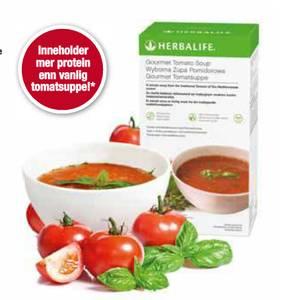 Bilde av Herbalife Gourmet Tomat Suppe
