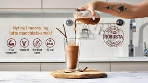 Bilde av High Protein Iced Coffe -