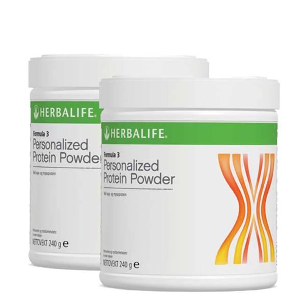 Herbalife Formula 3 Protein pulver - 2 bokser