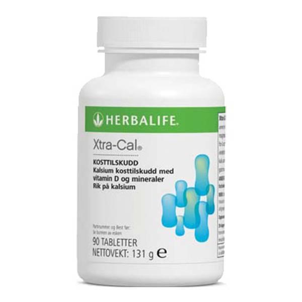Xtra-Cal - Kalsiumtilskudd med vitamin D og magnesium