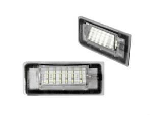 Bilde av Audi TT LED skiltplatelys, 2