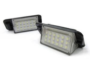 Bilde av BMW E36 LED skiltplatelys, 2