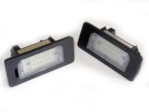 Bilde av BMW LED skiltlys, 2 stk.