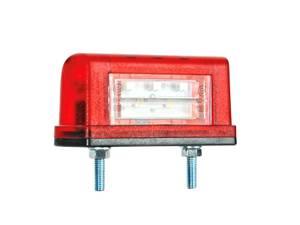 Bilde av LED skiltlys 12V-24V