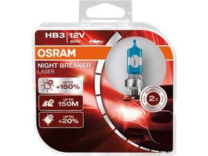 Bilde av HB3 12V Night Breaker Laser