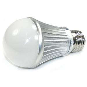 Bilde av E27 Varmhvit, 55mm 1x5W LED