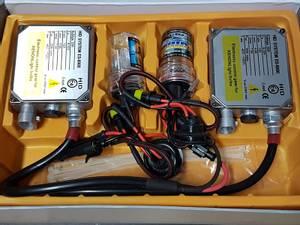 Bilde av 55W HID kit 9-32V 6000K H9