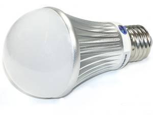 Bilde av E27 Varmhvit, 60mm 7W LED