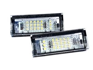 Bilde av BMW E39 5D LED skiltlys