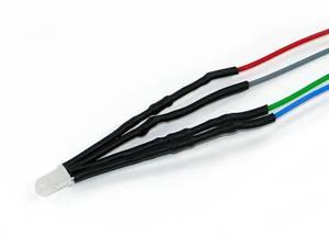 Bilde av 5 stk RGB LED 12V DC