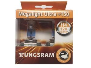 Bilde av GE/Tungsram H4 +150%