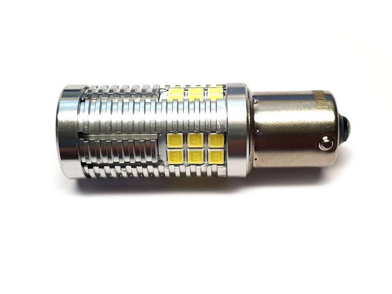 BA15S kraftig LED 12V - canbus