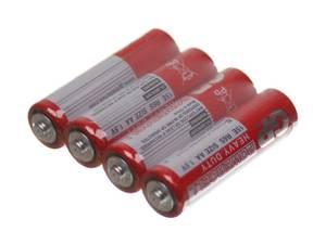 Bilde av 4 stk AA batterier