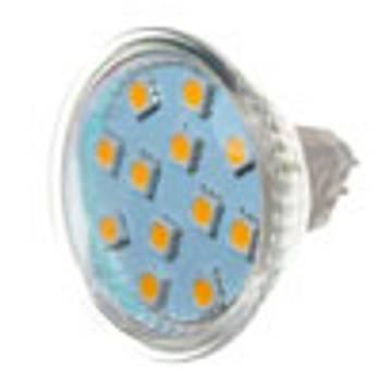 Bilde av MR11/MR16 LED pærer