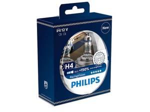 Bilde av Philips RacingVision H4 +150%