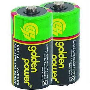 Bilde av 2 stk C batterier