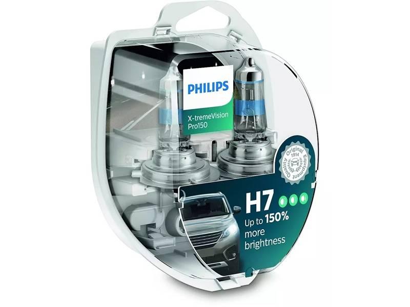 Philips X-tremeVision Pro150% H7 12V