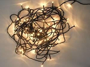 Bilde av Lyskjede med 80 LED varmhvit,