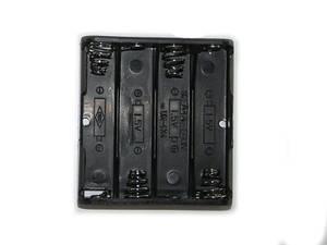 Bilde av Batteriholder til 4x AAA