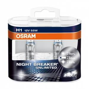 Bilde av H1 Osram Night breaker