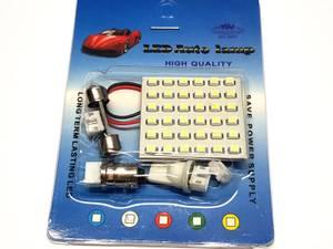 Bilde av LED Plate 36xSMD LED, Hvitt