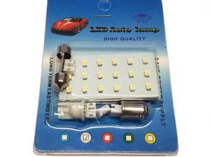 Bilde av LED Plate 18xSMD LED, Hvitt