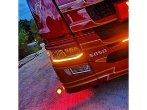 Bilde av Gule LED til Scania S + R