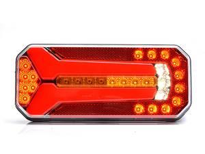 Bilde av LED baklys m dynamisk blink