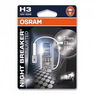 Bilde av H3 Osram Night breaker