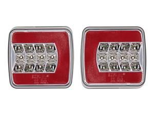 Bilde av LED baklys sett 12V 24V