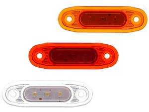Bilde av LED markeringslykt 10-30V, 5m