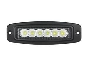 Bilde av Flat LED arbeidslampe for