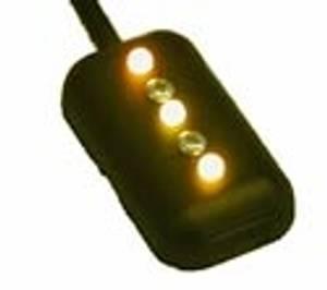 Bilde av Gul LED-Box 12V