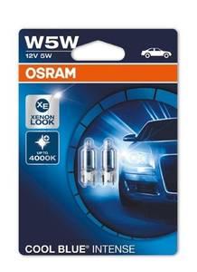 Bilde av W5W 12V Osram Cool Blue