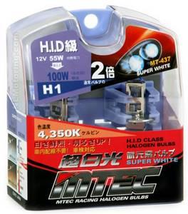 Bilde av MTEC Super white 12V, 2 pack