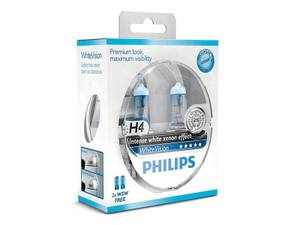 Bilde av Philips White Vision H4 + 60%