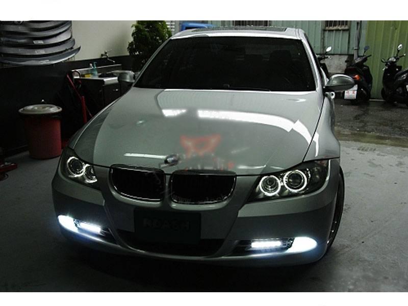 BMW E90 05~08 LED DAY LIGHT + COVER
