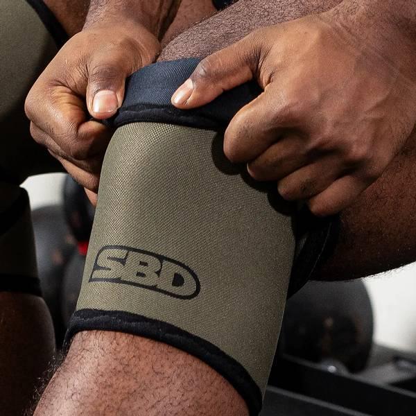 Bilde av SBD Endure - Knee Sleeves