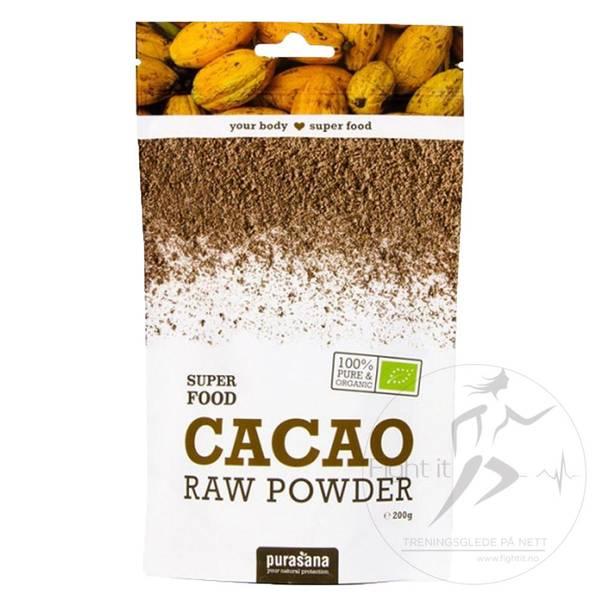 Bilde av Purasana - Cacao RAW Powder 200g