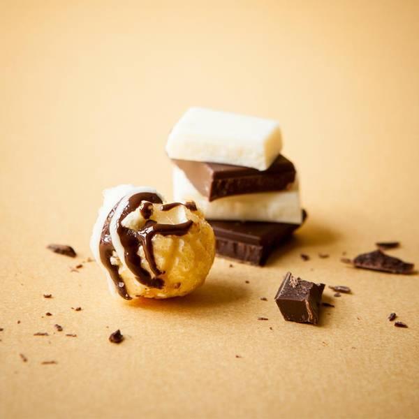 Bilde av NoCrap - Gourmet Popcorn Belgisk Sjokolade 95g