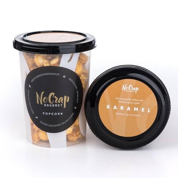 Bilde av NoCrap - Gourmet Popcorn Karamell 95g