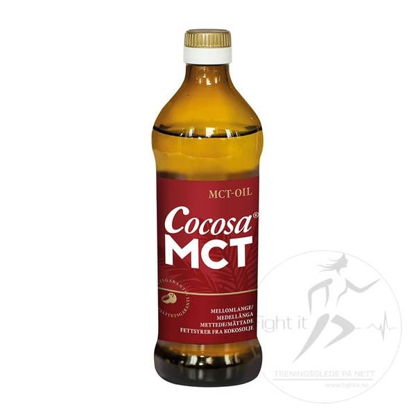 Bilde av Cocosa - MCT Oil 500ml