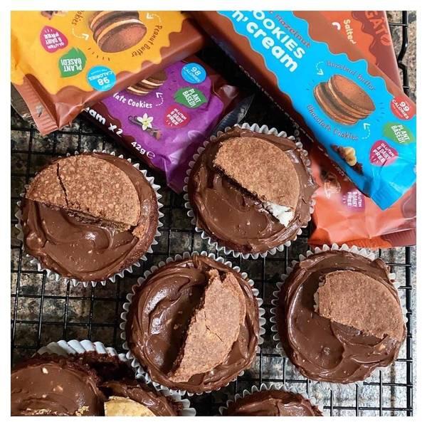 Bilde av Gato - Choc Vanilla Cookies `n`Cream 42g