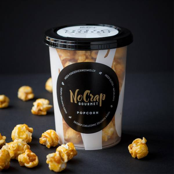 Bilde av NoCrap - Gourmet Popcorn Trippel Salt Karamell 95g