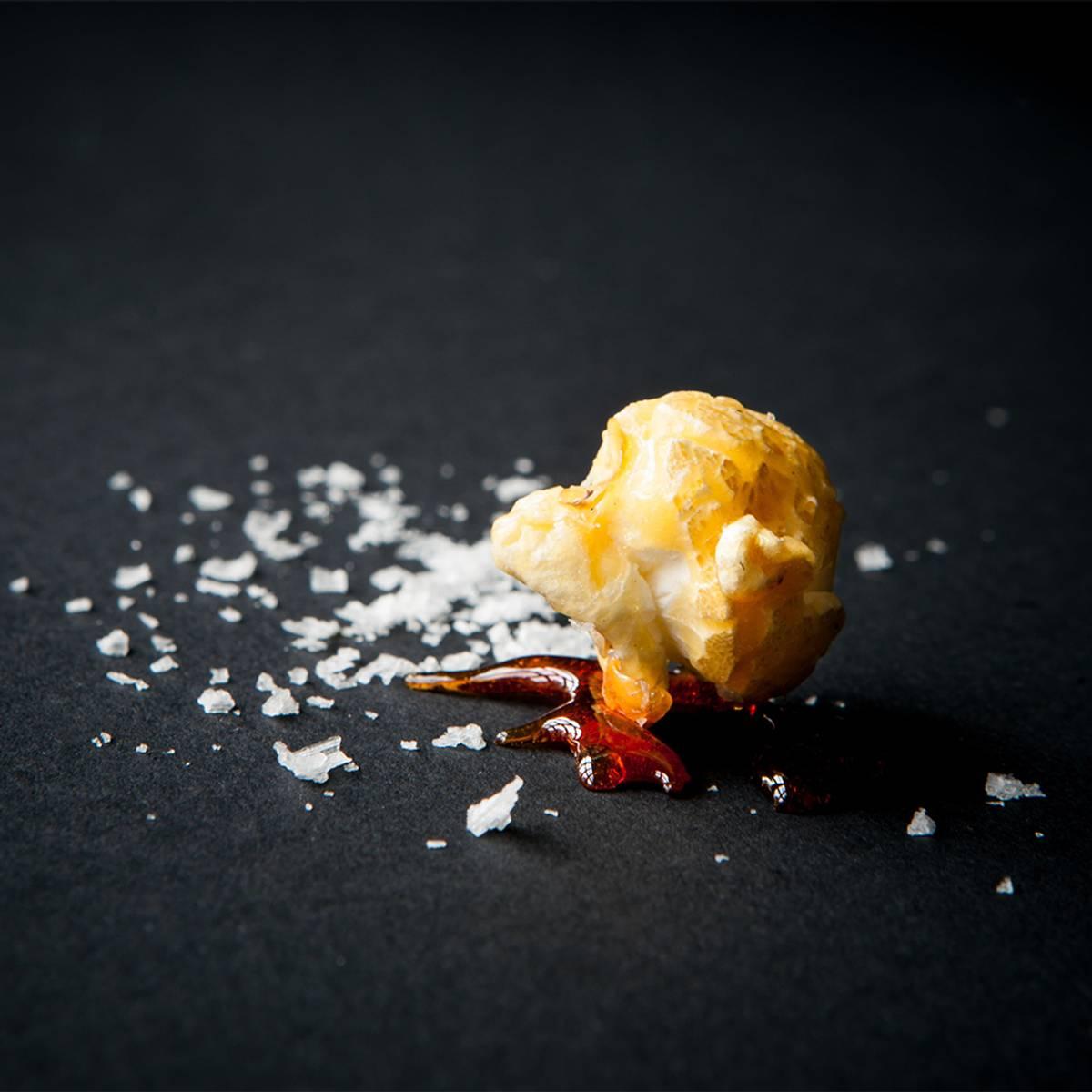 NoCrap - Gourmet Popcorn Trippel Salt Karamell 95g