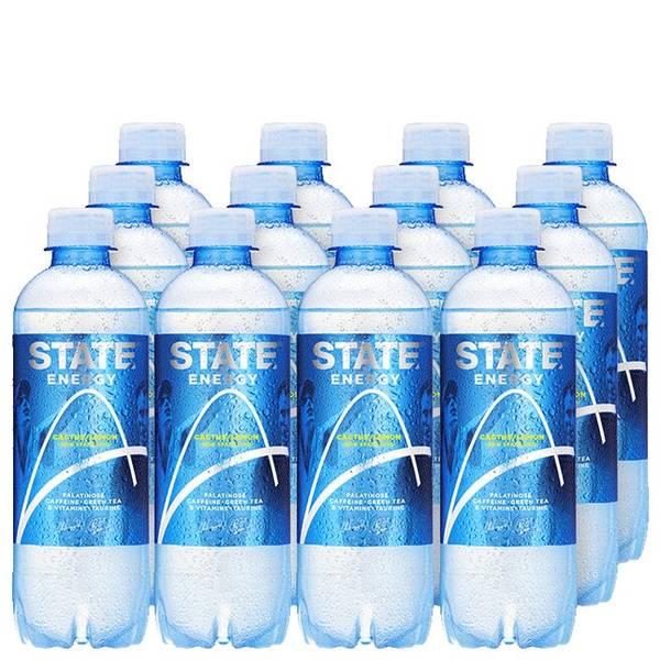 Bilde av State Energy - Cacus Lemon (Non-Carbonaded) 400ml