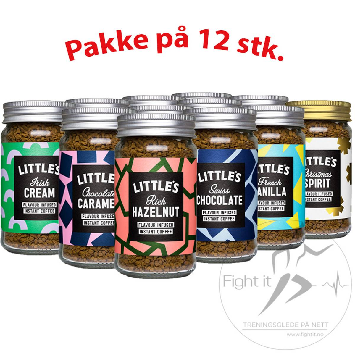 Little*S - Instant Coffee (12x50g)