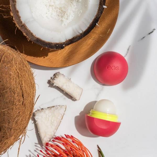 Bilde av EOS - Coconut Milk Lip Balm 7g